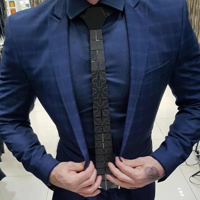 23 Slim Fit Blue Shirt & Matching Slim Fit Suit