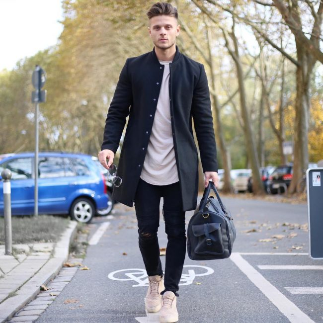 24 A Perfect Look for Men with Style