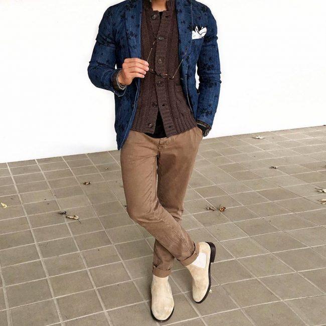 24-beige-boots-blue-designer-blazer