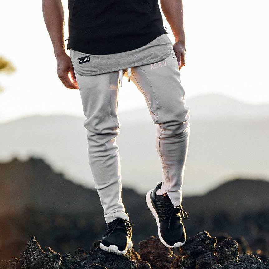 35 Fantastic Jogger Outfits for Men - No Longer a Training Wear