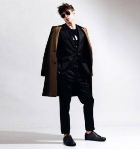 24 Fashionable Suit Style For Men