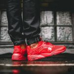 24 Red Pumas for a Casual Look