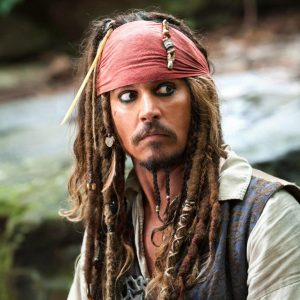24 Twisted Pirate Dreadlocks