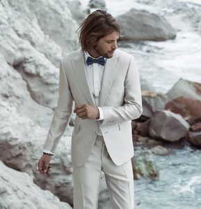 24 White Suit for Younger Men