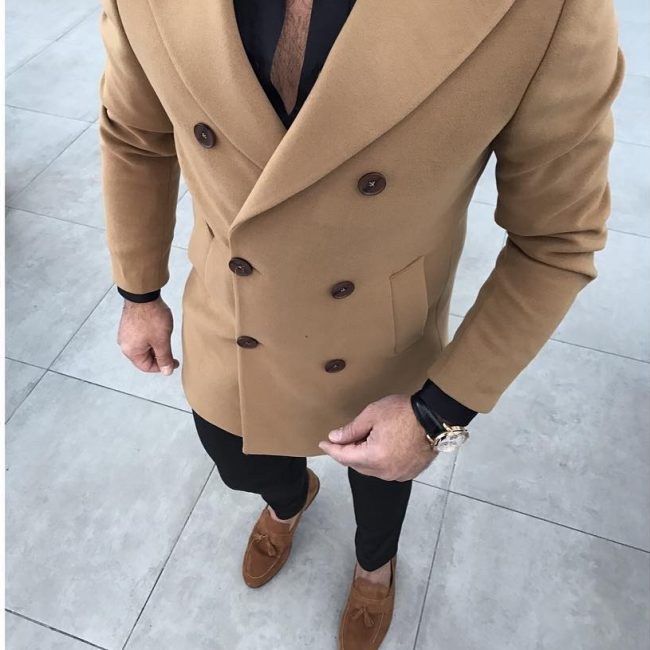 25 Cool Look for Men with Class