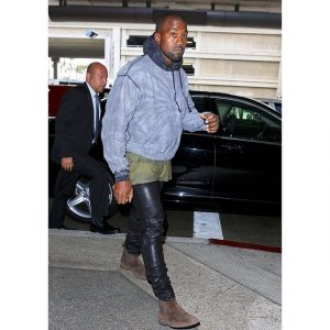25 Leathers and Hoodie