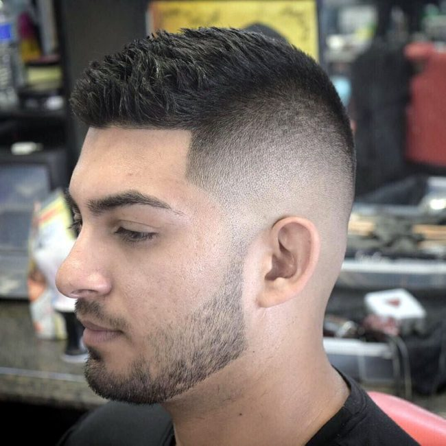 25 Medium Texture with High Fade