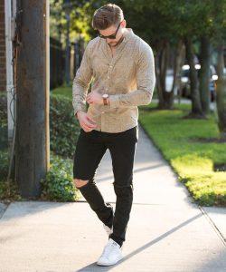 25 The Mandarin Collar Shirt