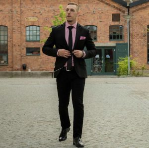 25 With Slim Fit Suits