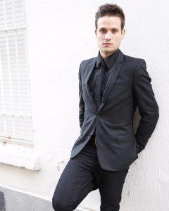 26 Black Suit-Up