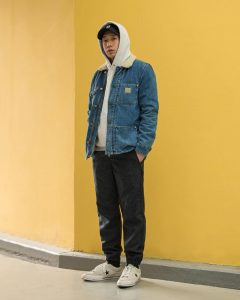 26 Cool Jeans Carhartt with Warm Feeling