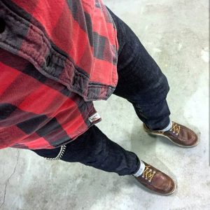 26 Flannels With Custom Made Jeans
