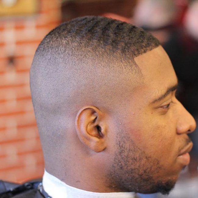 26 Icy Blend and Fade