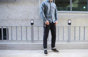 27 Linen Shirt With Stylish Shoes