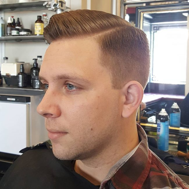 27 Old School Vintage Haircut