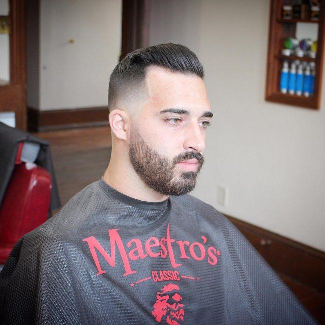 28 Classic Fade Cut