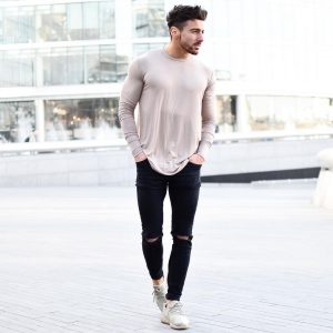 28 Super Clean Casual Look with Denim