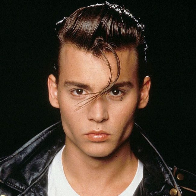 28 The Johnny Depp Look