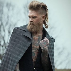 29 Long Back-Slicked Side Cut