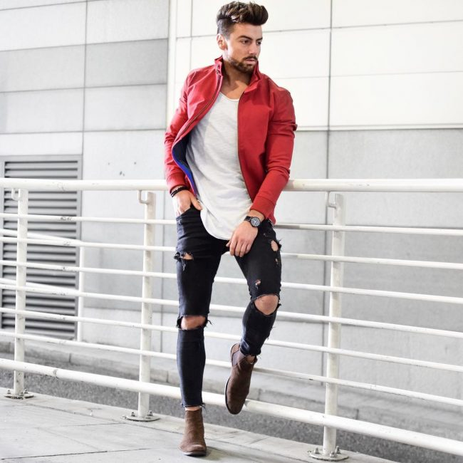 3-brown-suede-boot-with-torn-jeans