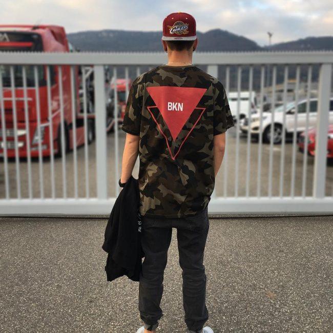 3 Camouflaged Street Wear