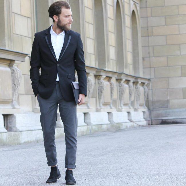 Classy Black Fashion Style