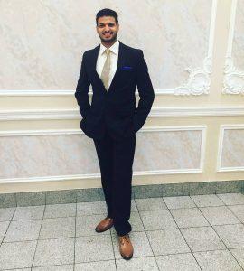 3 Slick Suit and Tie Look