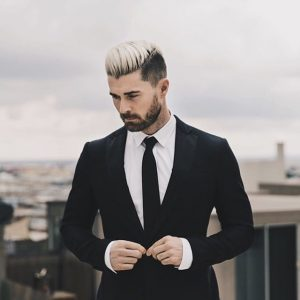 3 Trimmed Fore Slicked Undercut