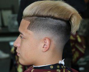 3 Undercut Low Bald Fade