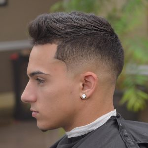 30 Spiky Top with Drop Fade