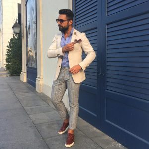 31-checkered-pants-with-stack-buttoned-blazer