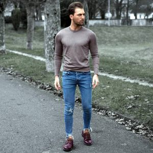 31 Jeans and Long Sleeves