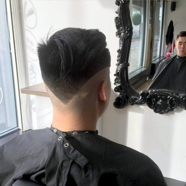 40 First Class V Cut Hairstyles Creativity Redefined