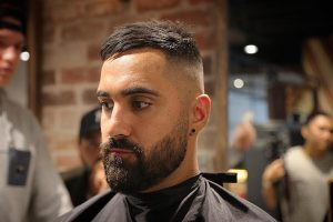 31 Receding Hairline Cut