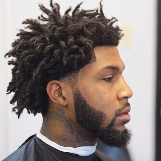 31 Short Dreads with Perfect Curves