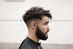 32 Perfect Beard with Spikes