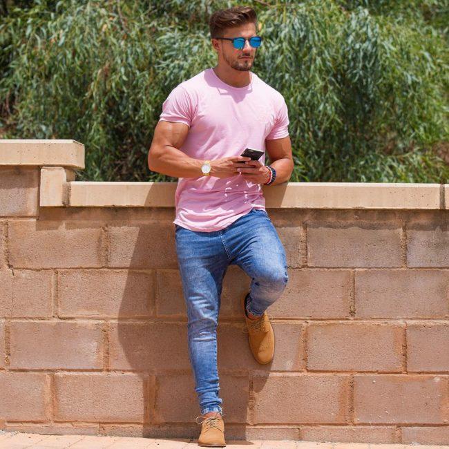 32 Pink Summer Wear
