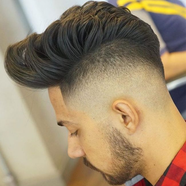 33 Extended Pomp with Mid Fade