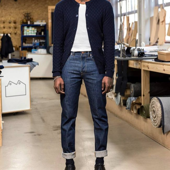 34 Gorgeous Tapered Jeans