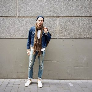 35 Bleached Street Style