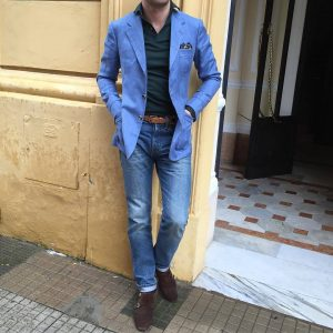 37-blue-blazer-with-matching-jeans-pants