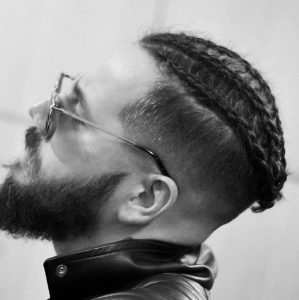 37 Fade and Braids