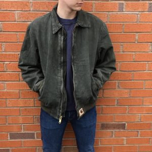 37 Medium Sized Winter Vintage Jacket