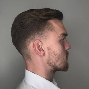 38 Tapered Back Sweep