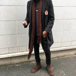 4-brown-suede-boot-long-winter-coat