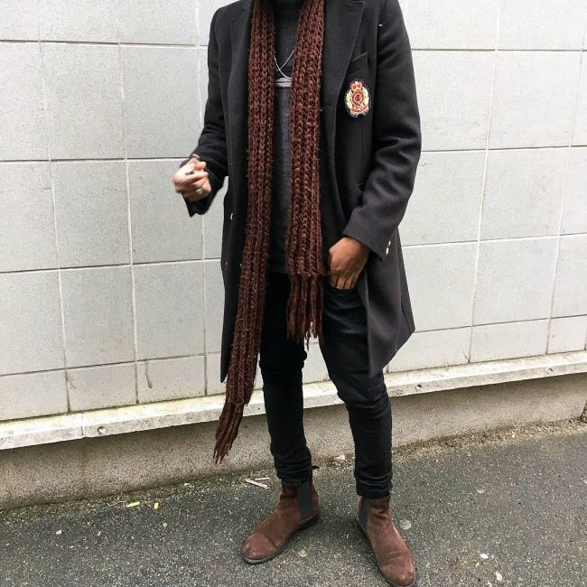 4-brown-suede-boot-long-winter-coat