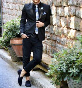 4 Chic Gentleman Look