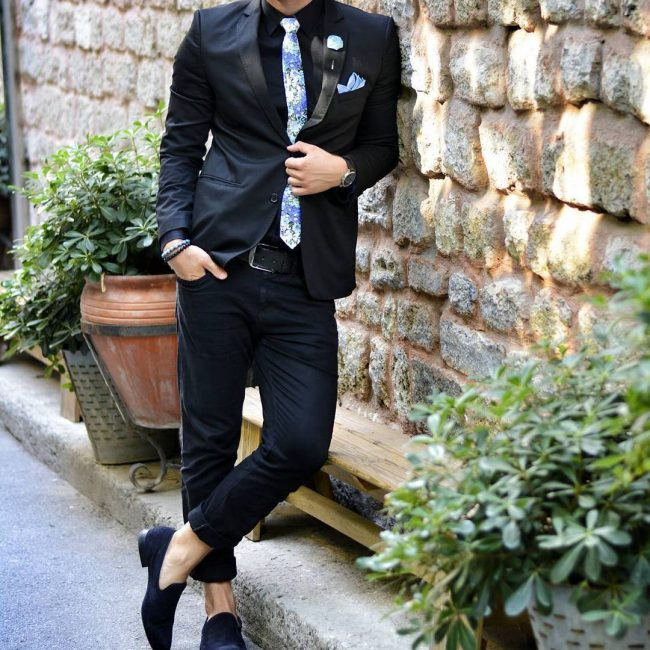 4 Chic Gentleman Look