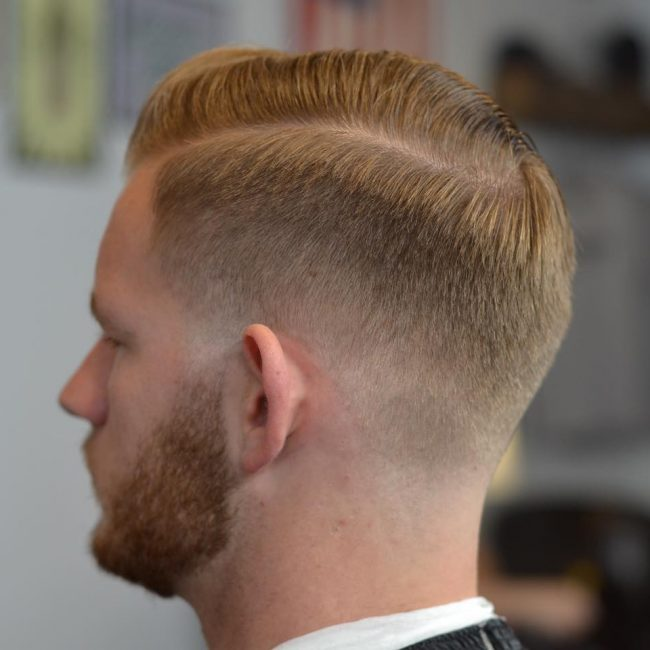 4 Faded Tapered Cut