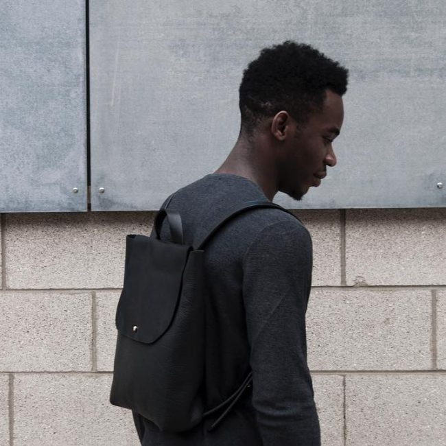 4 Small Size Backpack & Grey Pullover